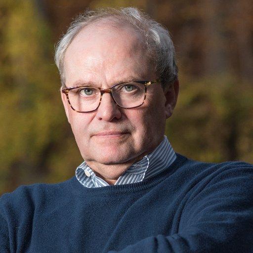 Dr Anders Åslund portrait